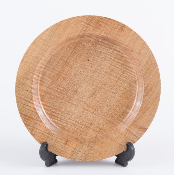 Curly Maple Platter