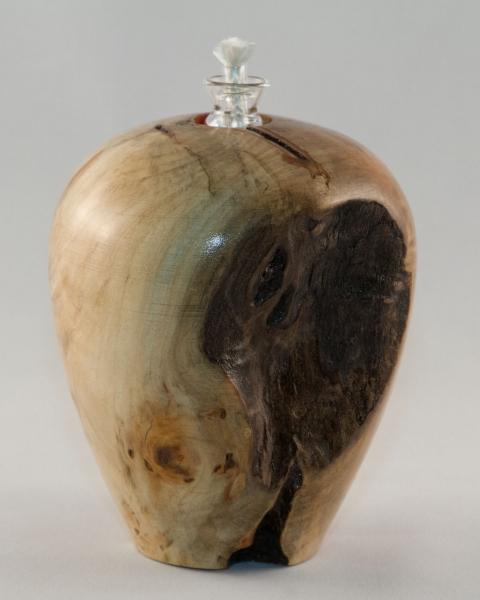 Maple Oil Lamp