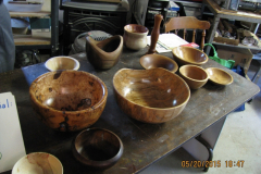 May Wood Auction 2015