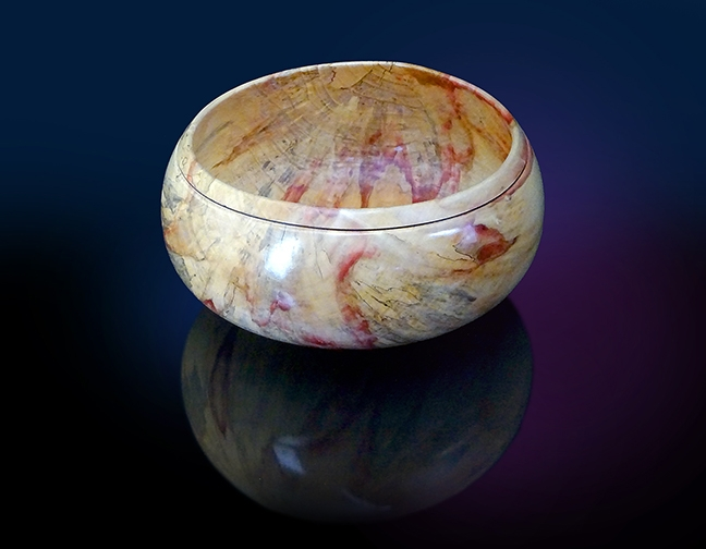 Box Elder Large Bowl