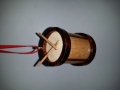 Ornament - Cocobolo, Maple, Cherry, Birch