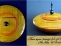 Maple Bowl from Frederick Muhlenburg House