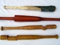 Specialty Bats, Ash, Oak, Tree Wood