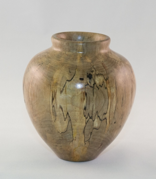 Spalted Maple Small Vase