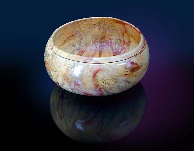 Box Elder Large Bowl