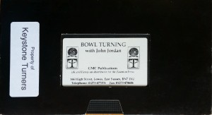 Bowl Turning