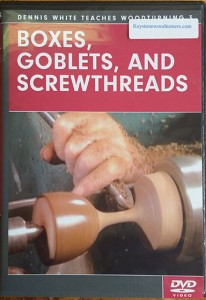 Boxes Goblets and Screw Threads