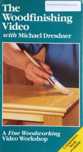 Woodfinishing Video